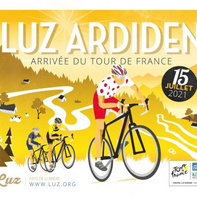 Tour de France Frequence Luz